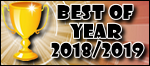 Best of Year - 2018/2019